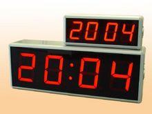 RMC - Produkte - Veľkoplošné digitálne hodiny VDH 410   418 f3ae5419615